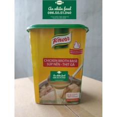 Súp Nền Thịt Gà Knorr 1.5KG