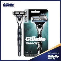 Dao cạo râu Gillette Mach3 Classic
