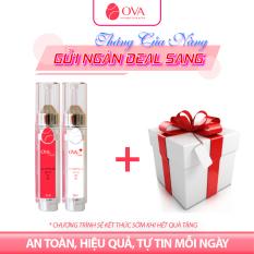 Kem làm hồng nhũ hoa OvaPink, giảm thâm nhanh, ủ dưỡng, làm hồng ti, an toàn và hiệu quả nhanh trong 7 ngày, dung tích 10ml.