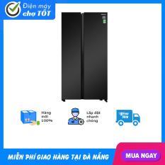 Tủ lạnh Samsung Inverter 647 lít RS62R5001B4/SV (2019)