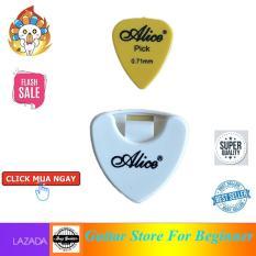 Hộp đựng phím đàn Giắt phím đàn guitar Alice – Pick holder Alice – Duy Guitar Shop Deal chớp nhoáng