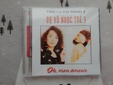 CD Tình Ca Hải Ngoại 2 – Dạ Vũ Nhạc Trẻ