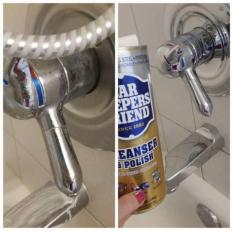 Bar Keepers Friend BKF Tẩy ố nhà tắm