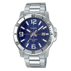 Đồng hồ nam Casio MTP-VD01D-2BVUDF Dây Kim Loại Chính hãng