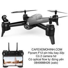 flycam f12 camera 1080p bay 22p có optical flow tự đứng yên