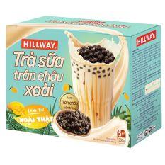 Hộp Trà Sữa Trân Châu HILLWAY Vị Xoài 230g