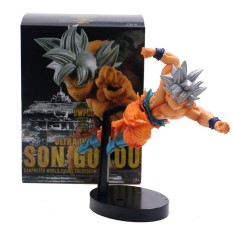Mô Hình Son Goku Vô Cực – Ultra Instinct BWFC – Dragon Ball