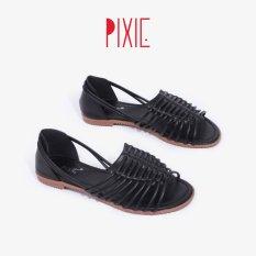 Sandal Bệt Dáng Rọ Thời Trang Pixie X754