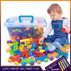 ✵✷♧ Bộ đồ chơi xếp hình LEGO 100 chi tiết, 286 chi tiết , 520 chi tiết cho bé lắp ráp, sáng tạo phát triển trí tuệ của trẻ