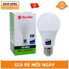 Combo 5 Bóng đèn LED BULB 9W Rạng Đông (Bảo hành 2 năm)