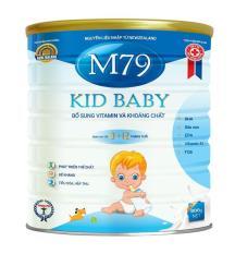 Sữa bột M79 – Kid Baby 900g