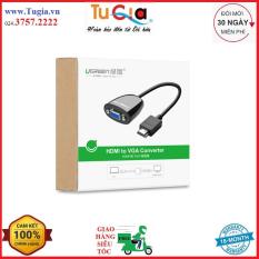 Cáp HDMI ra VGA UGREEN 40253 – Hàng chính hãng