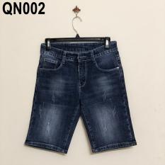 Quần short denim nam phong cách – QN002