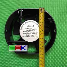 Quạt thông gió OVAL 15 x 17 220V