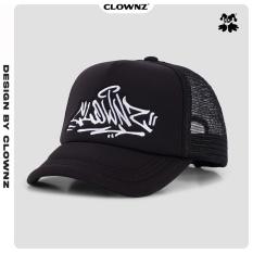 Mũ lưỡi trai unisex ClownZ Graffiti Tag Trucker Hat