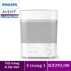 Máy tiệt trùng bình sữa và sấy khô Starlight Plus Philips Avent SCF293/00
