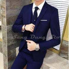 áo vest nam thời trang trẻ trung lịch lãm