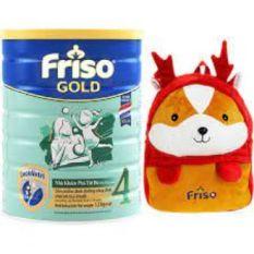 Sữa Bột Friso Gold 4 Cho Trẻ Từ 2-4 Tuổi 1.5kg Tặng Balo Shiba