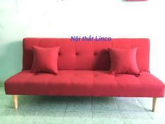 SF – Sofa bed đỏ đô 1m7x90, sofa giường phòng khách, salon, sopha, sa lông, sô pha