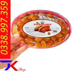 hạt hạnh nhân hương việt loại 350g