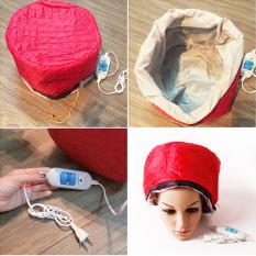 Mũ hấp tóc, mũ hấp dầu tóc đa năng có 3 nút điều chỉnh linh động , nón hấp dầu , nón ủ tóc siêu mượt