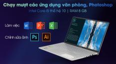 ( CÒN BẢO HÀNH CHÍNH HÃNG 1 NĂM) Laptop Asus VivoBook A512FL i5 10210U/8GB/512GB/2GB MX250/Win10