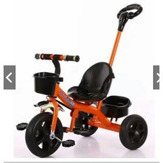 Xe đẩy 3 bánh có cán đẩy-xe đẩy cho bé