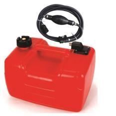 Bình Xăng RờI UV 12L + Bộ Dây Bơm Xăng Cho Động Cơ Thủy Gắn Ngoài Yamaha – Mercury