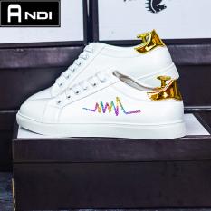 Giày Sneaker Nam Cao Cấp Hàn Quốc 2020 – Giày Thời Trang – Giày Thể Thao – ANDI( SSKC ) – GIÁ CỰC SỐC