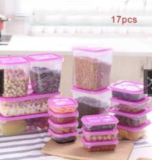Bộ 17 hộp đựng thực phẩm HD HDM245