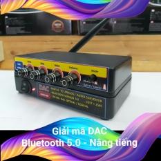 Bộ giải mã cáp quang D.I.Y Blueooth 5.0 & nâng tiếng