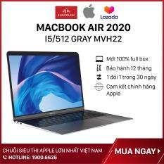 Laptop Macbook Air 13 inch 2020 core i5 8GB/512GB (MVH22, MVH42, MVH52), Hàng chính hãng Apple, Mới 100%, Nguyên seal ( Chưa Kích Hoạt) – Shopdunk