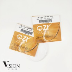 Tròng kính Nhật Bản chống Tia UV, hạn chế bụi bẩn, hạn chế xước Ozi Vision
