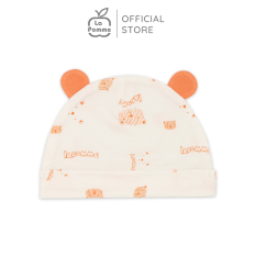 H043 Mũ sơ sinh La Pomme Gấu nhỏ