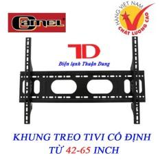 Khung treo TIVI cao cấp cố định từ 42-65 inch Camel CMT65