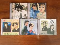 Bộ 5 Đĩa CD Nhạc Vàng Song ca huyền thoại