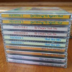 Nhạc 1975 – Bộ 10 Đĩa CD Băng Nhạc PREMIER