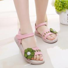Sandal bé gái, thiết kế Hàn Quốc siêu xinh