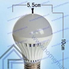 Đèn LED siêu tiết kiệm điện kiêm chức năng làm sạch không khí