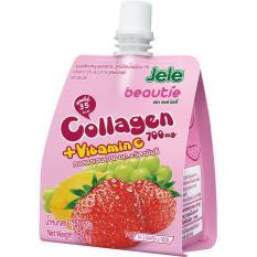 Nước ép thạch trái cây Jele Hương Collagen 150g