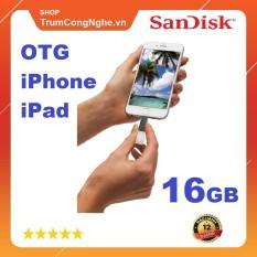USB otg 3.0 Sandisk Ixpand mini 16gb for iphone / ipad (SDix40n) ( USB 2 đầu) cam kết hàng đúng mô tả chất lượng đảm bảo an toàn đến sức khỏe người sử dụng đa dạng mẫu mã