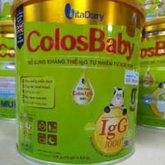 Sữa bột ColosBaby Gold 0+ 336g Dạng Gói