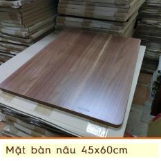 Mặt bàn 45×60 gỗ MDF xuất Hàn nguyên bao bì
