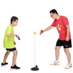 TRÒ CHƠI Bóng bàn luyện phản xạ cho bé – Bộ đồ chơi bóng phản xạ – Dụng cụ tập đánh bóng bàn cho mọi lứa tuổi thời đại 4.0 ( quà tặng cho bé )