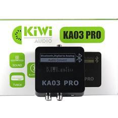BỘ CHUYỂN ĐỔI ÂM THANH DIGITAL SANG ANALOG KIWI KA03 PRO (Có Bluetooth)