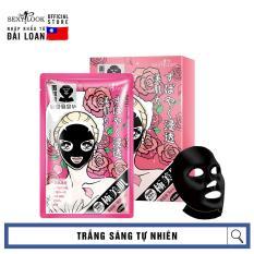 Mặt nạ đen 4D SEXYLOOK TRẮNG SÁNG TỰ NHIÊN chính hãng Đài Loan (5 miếng/hộp)