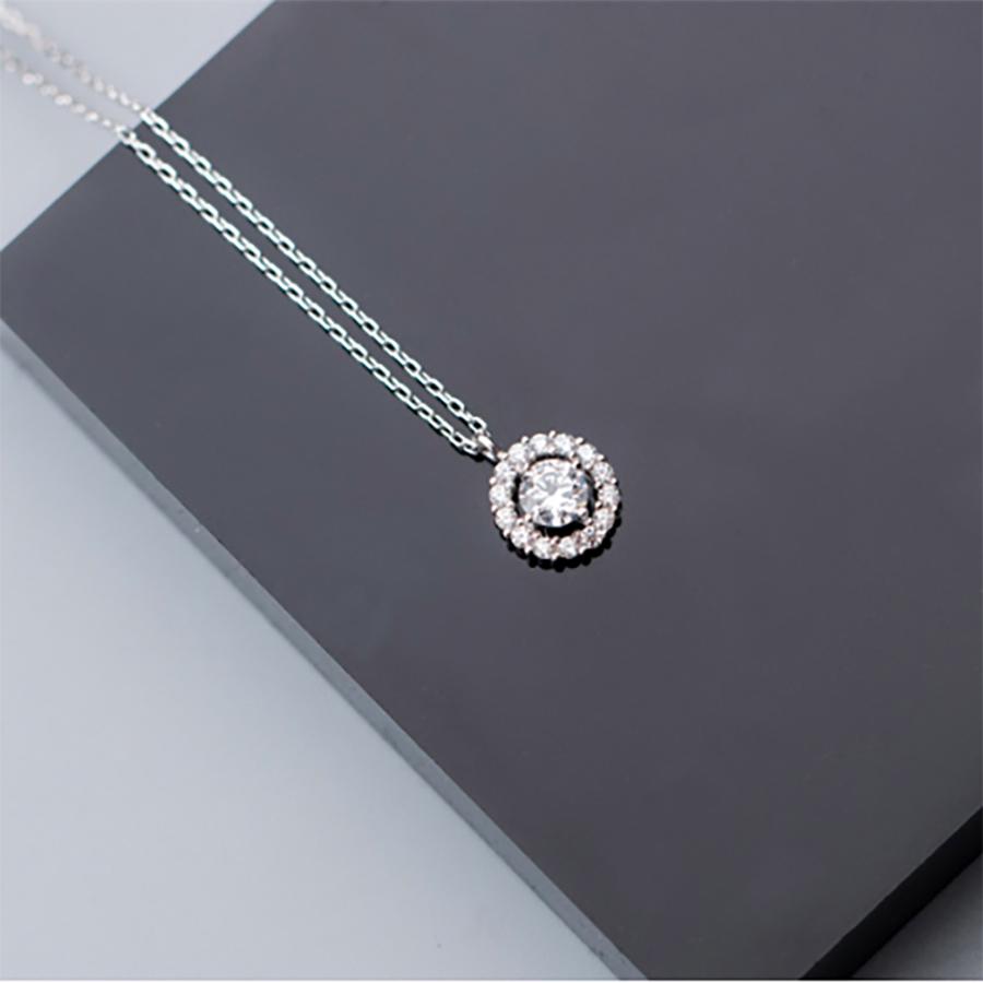 Dây chuyền bạc thời trang tinh tế cho nữ s925 Italy DB2426 – Bảo Ngọc Jewelry
