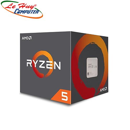 CPU AMD Ryzen 5 2600 – Chính Hãng