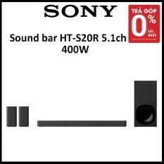 [XẢ KHO] Dàn âm thanh Soundbar Sony 5.1 HT-S20R (400W)