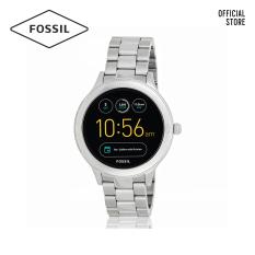 Đồng hồ thông minh nữ Fossil Gen 3 Smartwatch Venture dây thép không gỉ FTW6003 – màu bạc